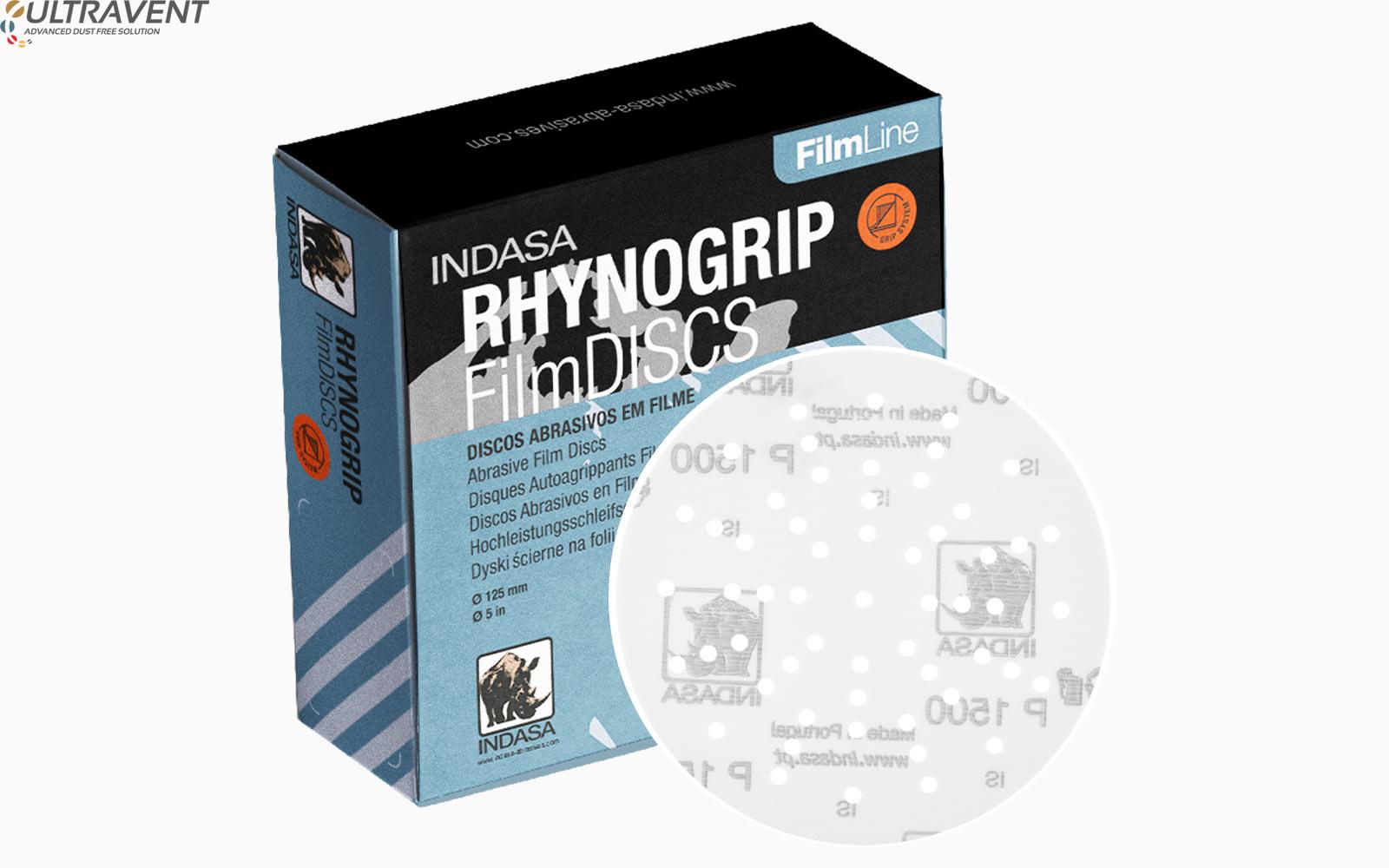 Abrasivos INDASA Rhynogrip FIlm Line