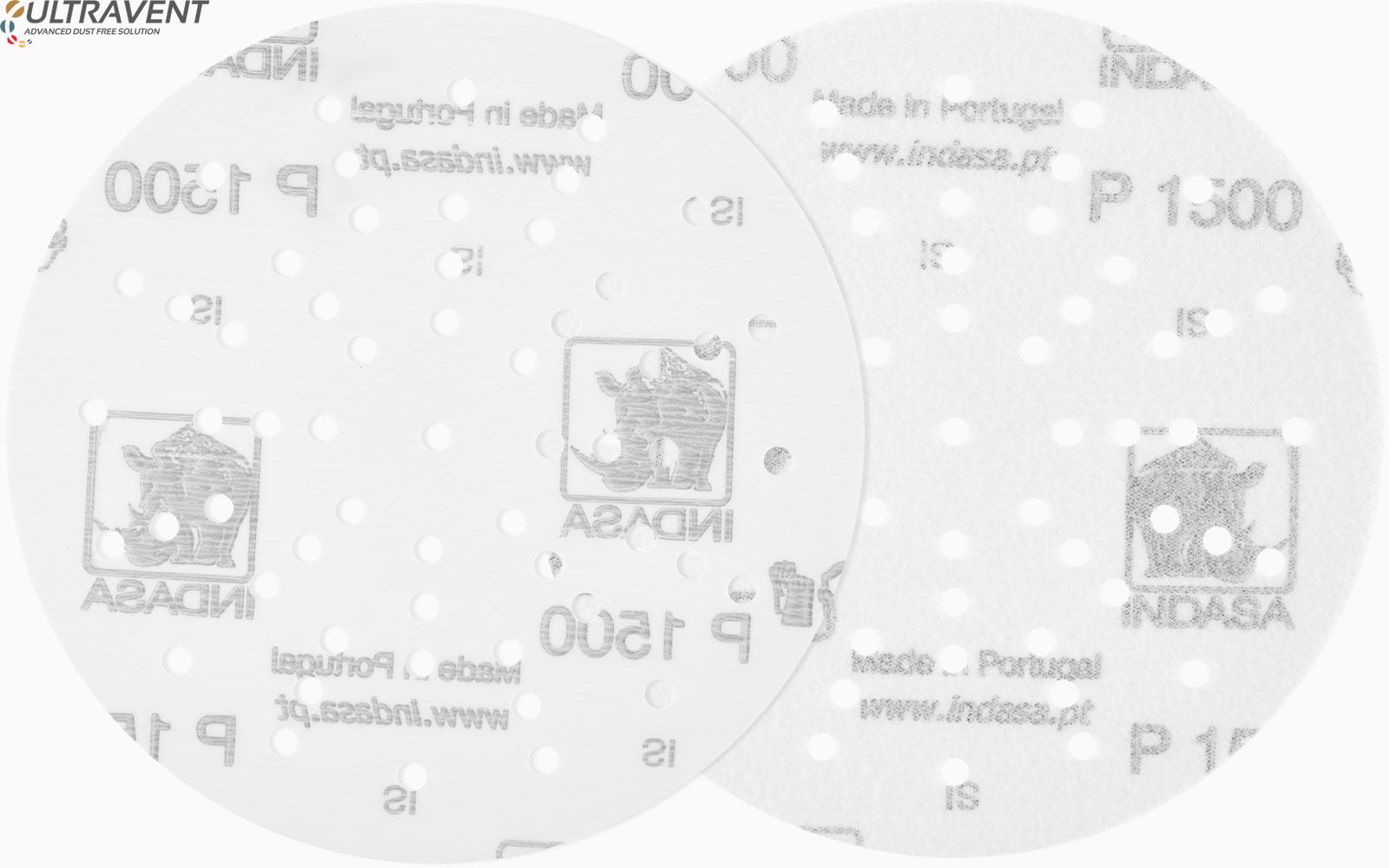 Abrasivos INDASA discos Rhynogrip FIlm Line