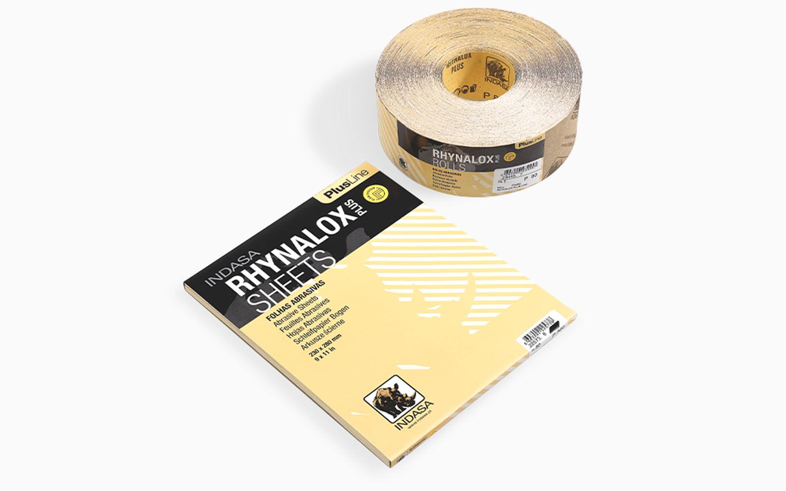 Abrasivos INDASA Rhynalox Plus Line