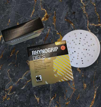 Abrasivos INDASA Rhynogrip HT Line