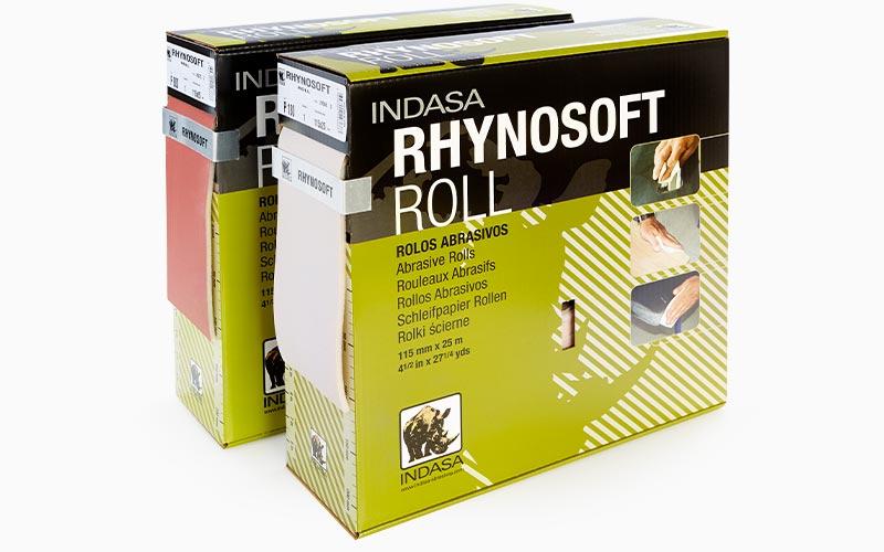 Abrasivos INDASA Rhynosoft
