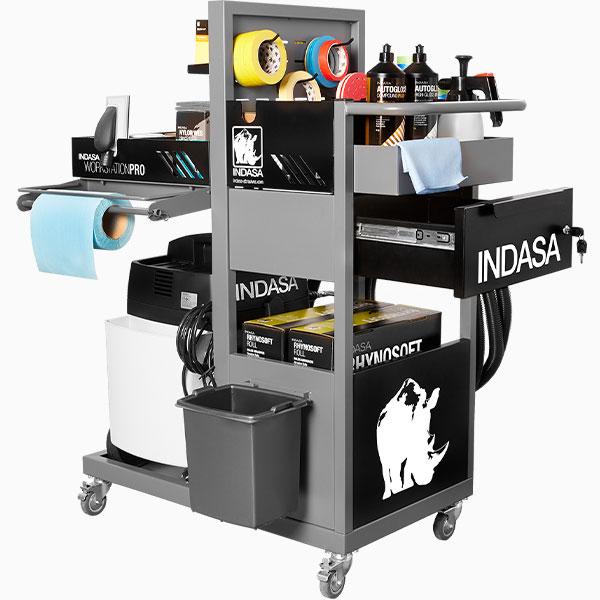 Workstation Pro Abrasivos INDASA