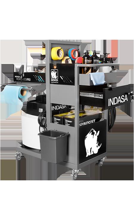 Abrasivos INDASA Workstation Pro