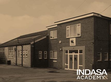 Academia INDASA no Reino Unido