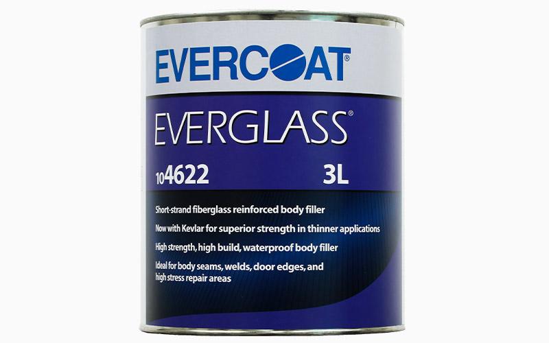 Evercoat Everglass Multi-Fiber