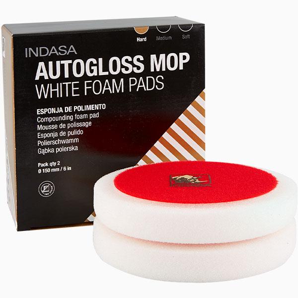 INDASA Abrasives Autogloss Mop White