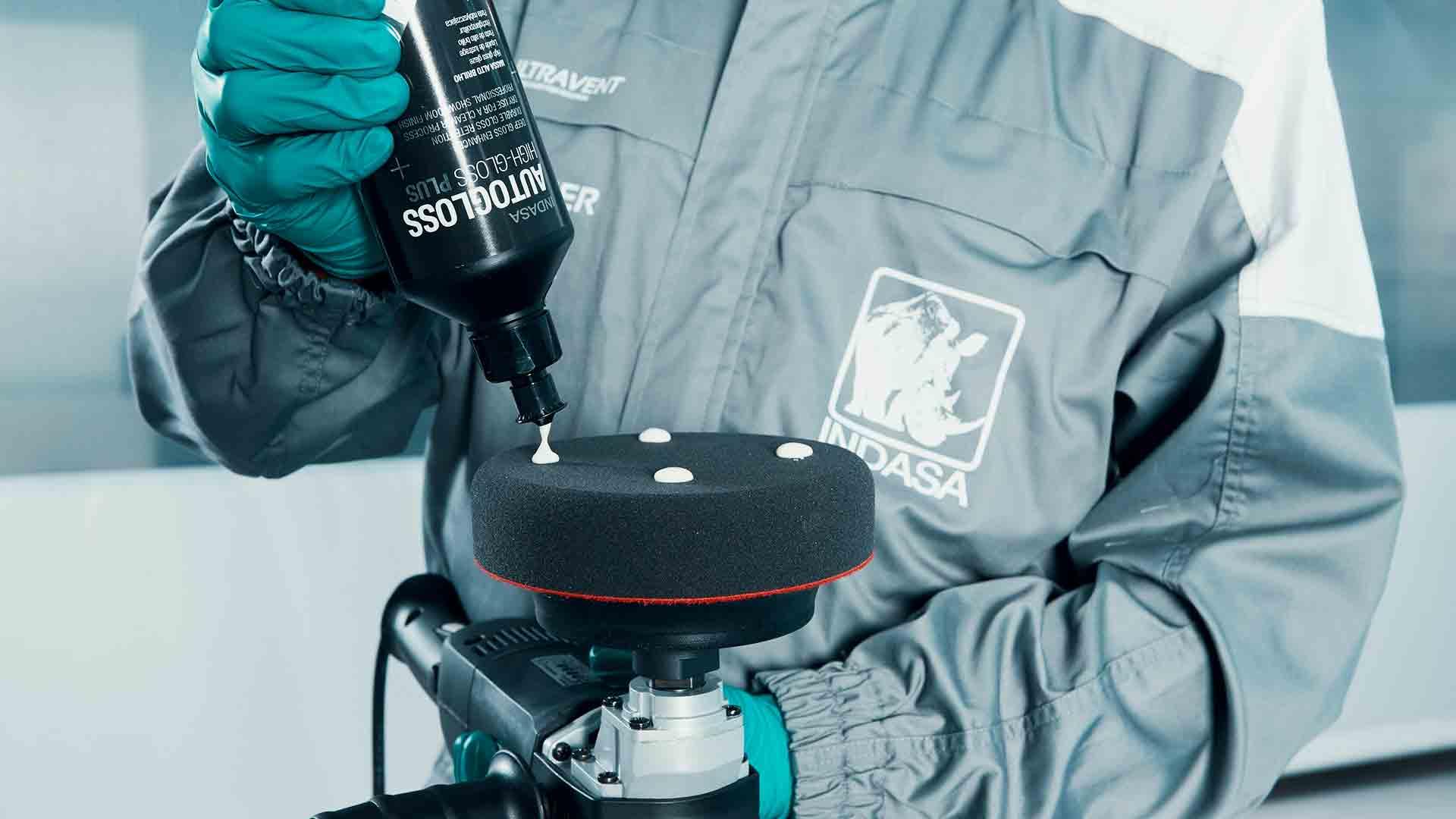 INDASA Abrasives MSDS Autogloss High Gloss Plus