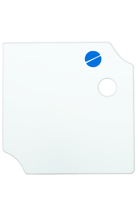 Evercoat white Plastic Mixing Board