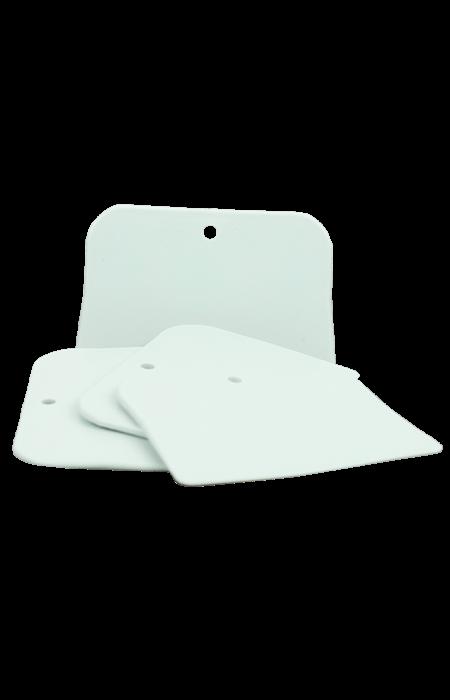 Evercoat white Flexible Plastic Spreaders