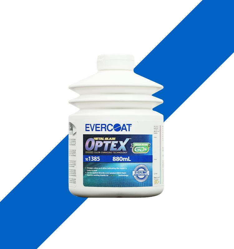 evercoat metal glaze optex