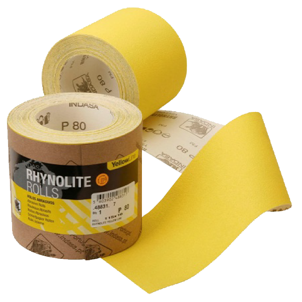 INDASA Abrasives Rhynolite Yellow Line