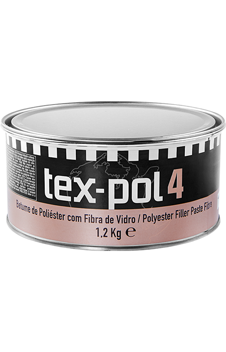 INDASA Abrasives Fibre Glass Filler Tex Pol 4