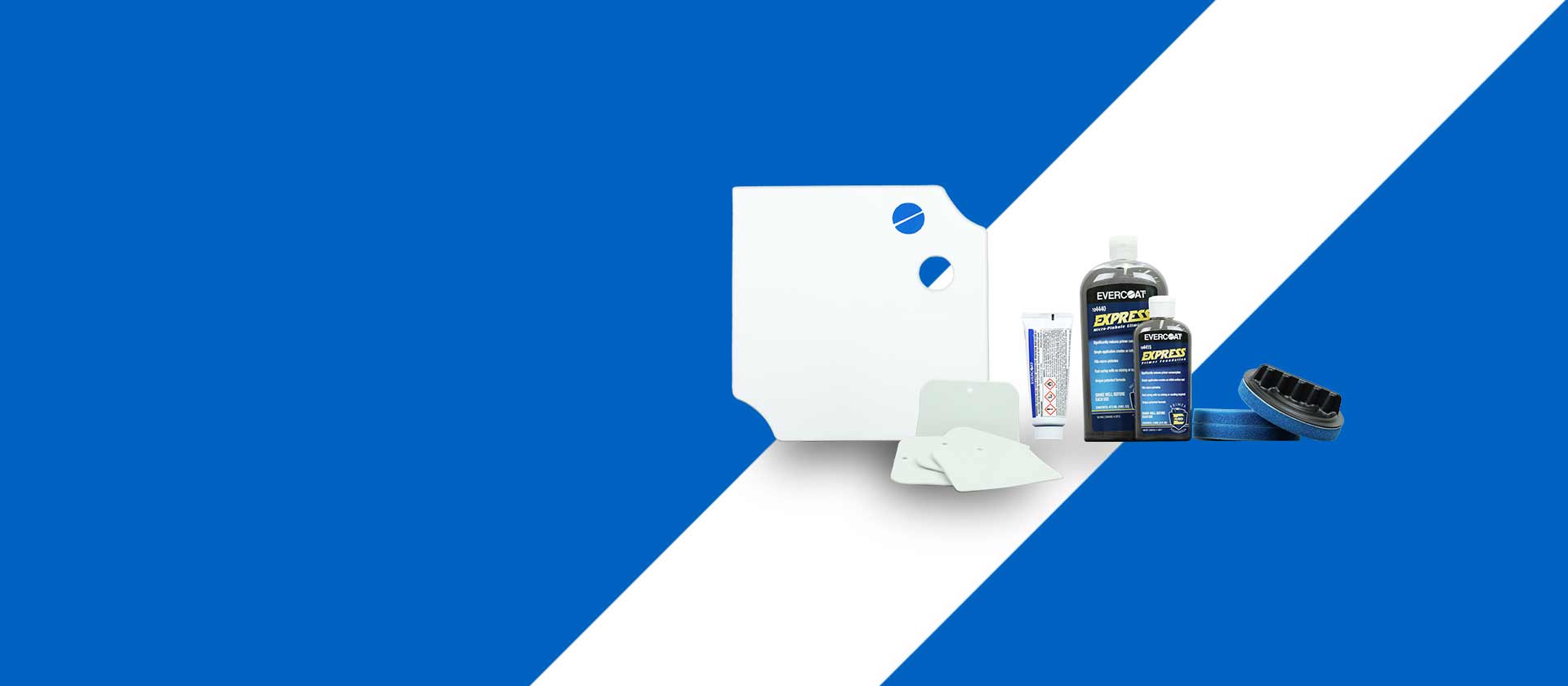 EVERCOAT's Specialized Products