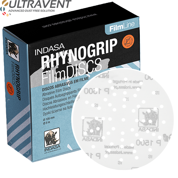 INDASA Abrasives Rhynogrip Film Line