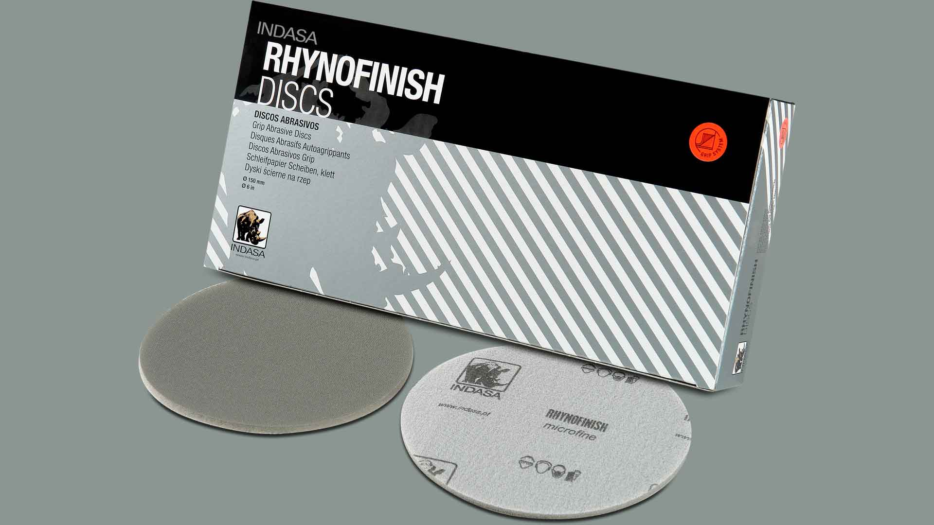 INDASA Abrasives Rhynofinish discs