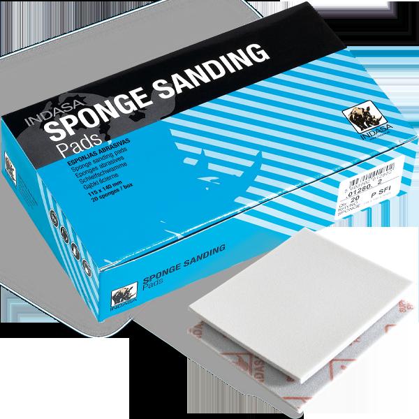 INDASA Abrasives Rhyno Single Sided Sponge