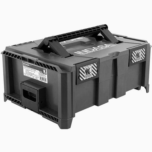 black plastic case INDASA Abrasives