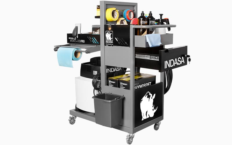 INDASA Abrasives Workstation Pro