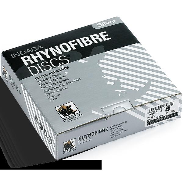 INDASA Abrasives Rhynofibre C Silver