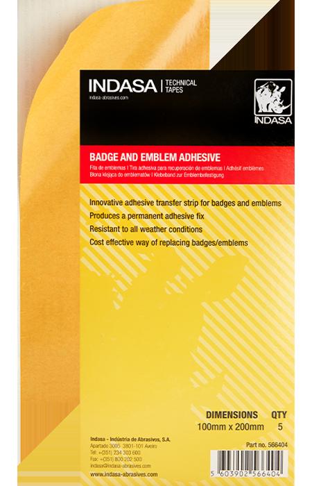INDASA Abrasives Emblem Tape