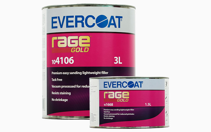 Evercoat Rage Gold Polyester