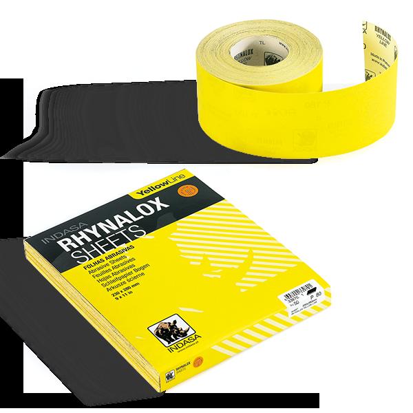 INDASA Abrasives Rhynalox Yellow Line