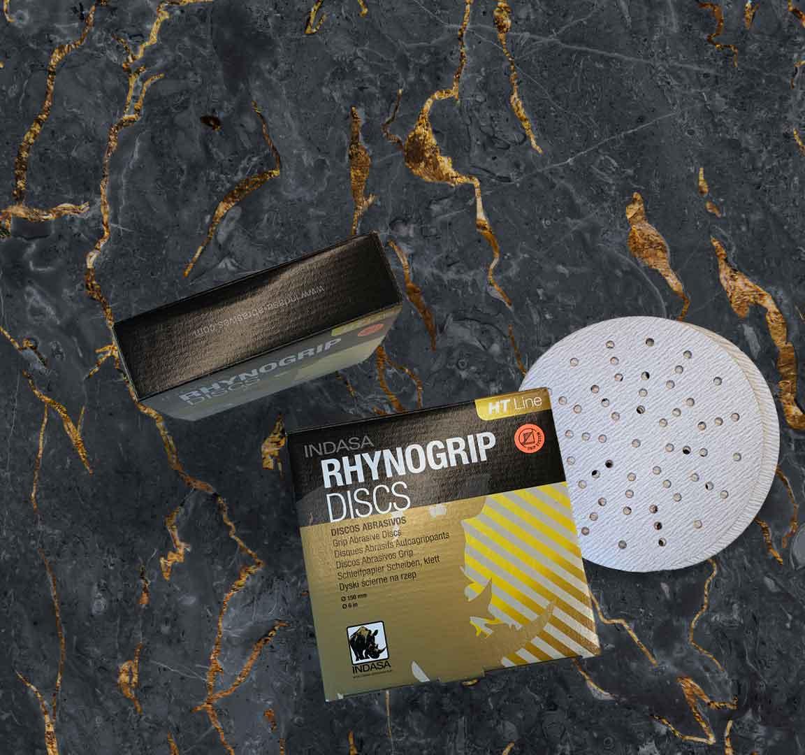 INDASA Abrasives Rhynogrip HT Line