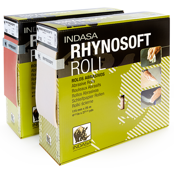 INDASA Abrasives Rhynosoft
