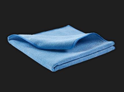 Pano Microfibras azul