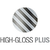 ícone high-gloss plus