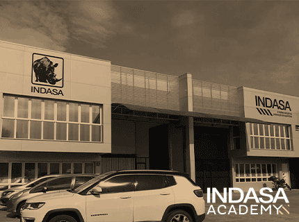 Academia INDASA no Brasil