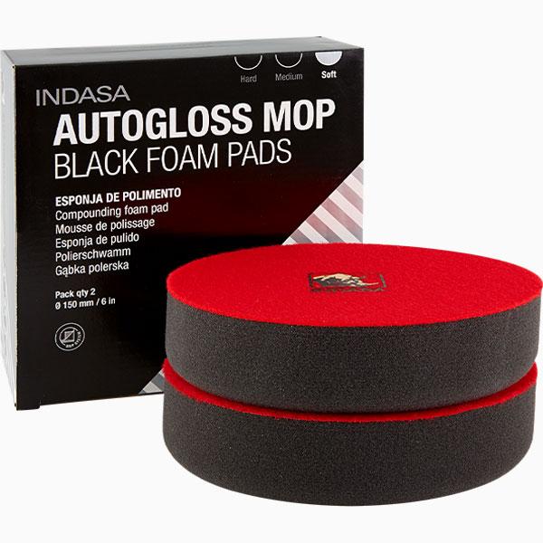 Autogloss Mop Black INDASA